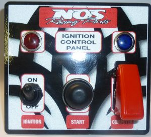 nos-dash-panel-with-2-lights